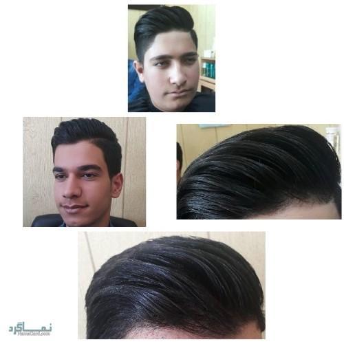 مدل های موی پسرانه سایه روشن جذاب