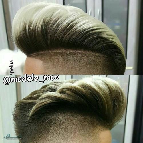 مدل های موی مردانه سایه روشن شیک