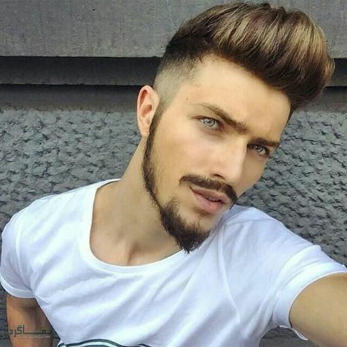 مدل های مو پسرانه سایه روشن شیک