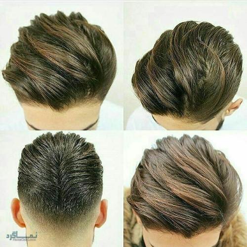 مدل های موی پسرانه سایه روشن شیک