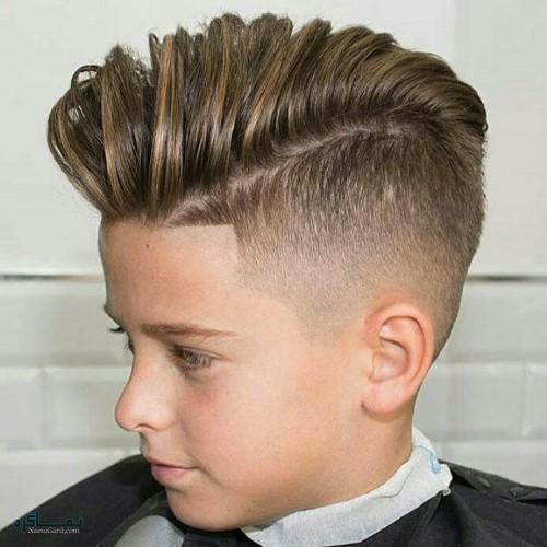 مدل های مو مردانه سایه روشن خاص