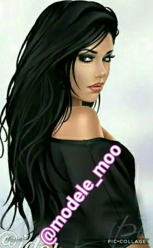 مدل های مو زنانه سایه روشن شیک