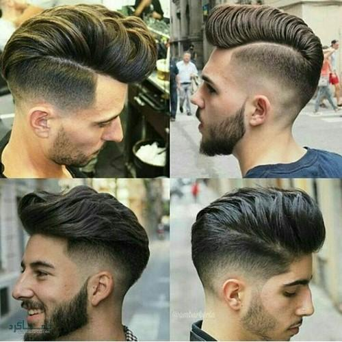 مدل های مو پسرانه سایه روشن خاص