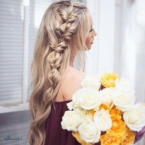مدل های موی زنانه سایه روشن زیبا