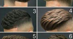 مدل مو پسرانه سایه روشن + مدل های خاص و جذاب مو پسرانه (۴)