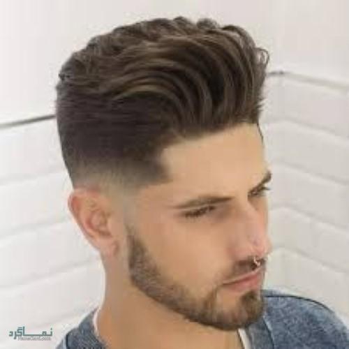 مدل های موی پسرانه سایه روشن جدید