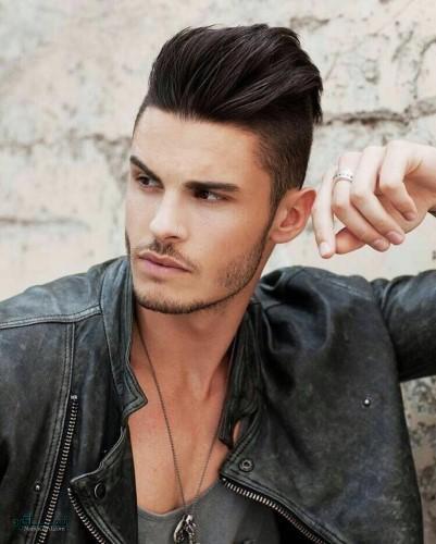مدل های مو مردانه سایه روشن جدید