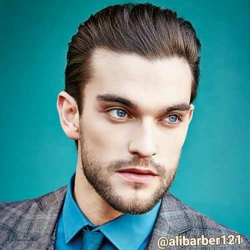 مدل های مو مردانه سایه روشن قشنگ