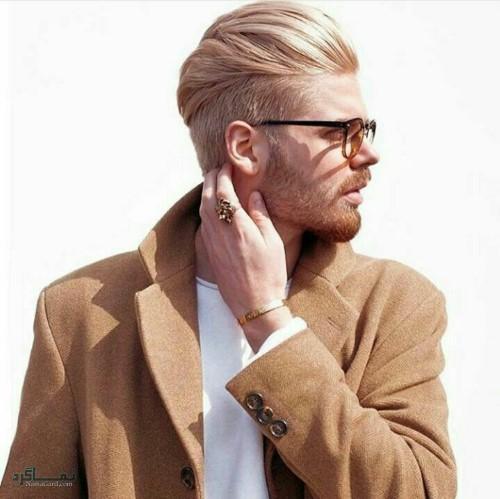 مدل مو پسرانه سایه روشن