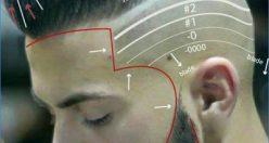 جدیدترین مدل مو مردانه سایه روشن + مدل های جذاب مو پسرانه (۱۰)