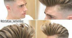 مدل موی مردانه سایه روشن + مدل های خاص و جذاب مو پسرانه (۳)