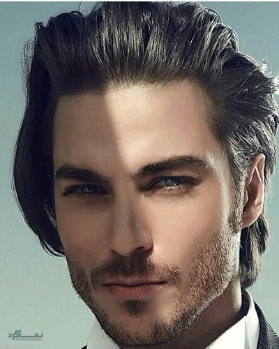 مدل های مو مردانه مجلسی سنگین