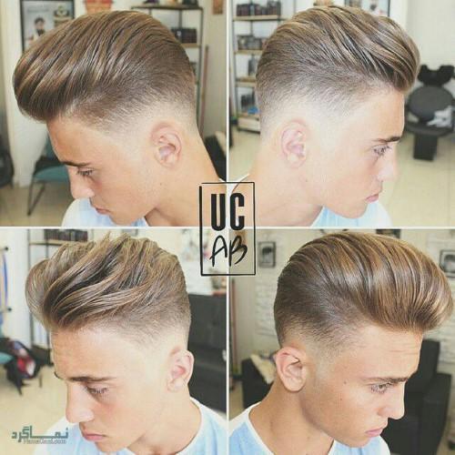 مدل های موی مردانه شیک و قشنگ