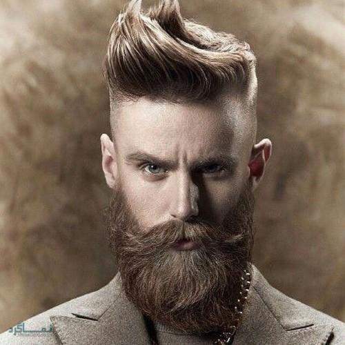 مدل های مو مردانه شیک و متفاوت
