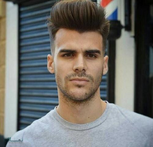 مدل های مو مردانه جدید جذاب