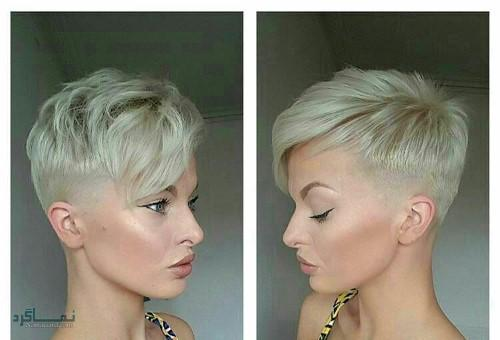مدل مو های زنانه متفاوت