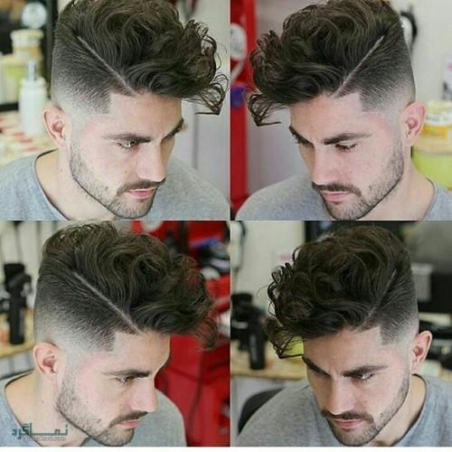 مدل های مو مردانه شیک و باکلاس
