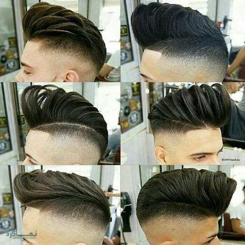 مدل های مو مردانه شیک و جدید