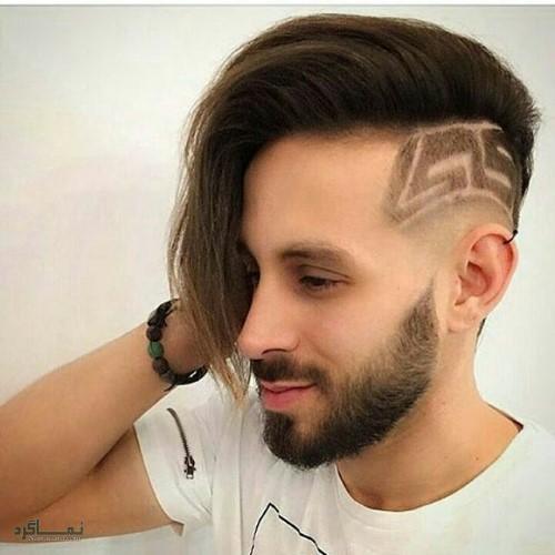 مدل های موی مردانه شیک و متفاوت