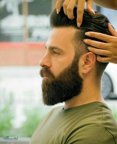مدل های مو مردانه مجلسی جدید