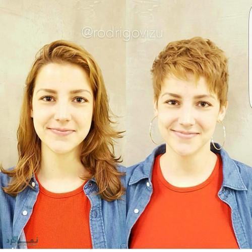 مدل های مو زنانه مجلسی باکلاس
