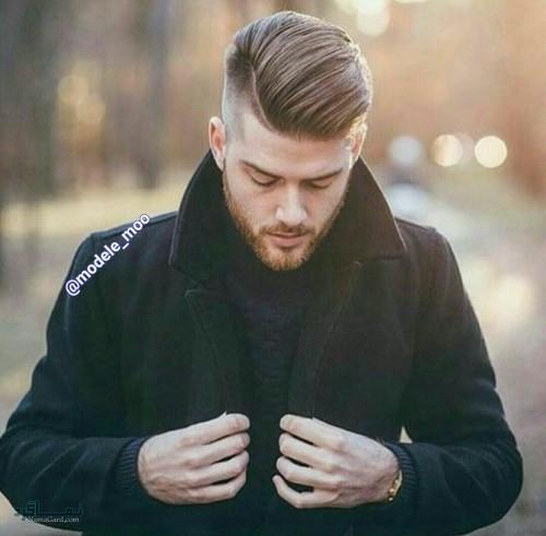 مدل مو مردانه شیک مجلسی