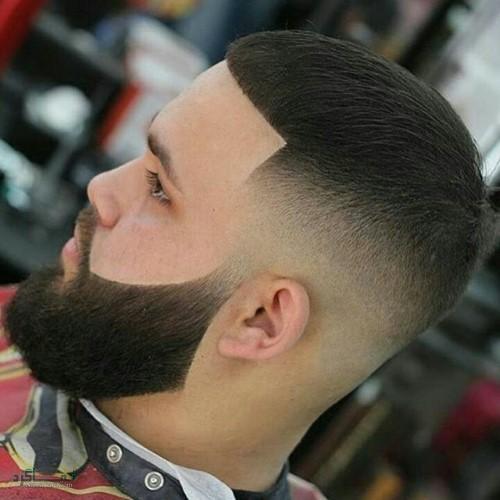 مدل موی مردانه شیک و جدید