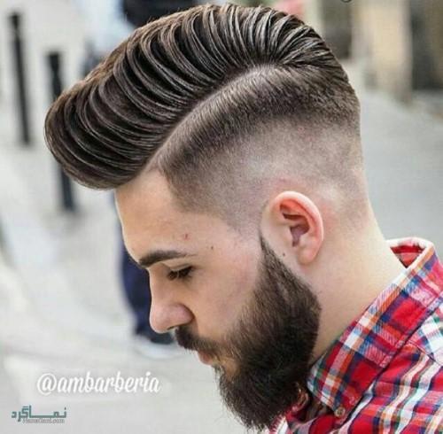 مدل های موی مردانه جذاب