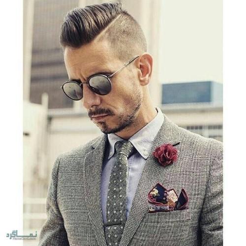 مدل موهای مردانه باکلاس