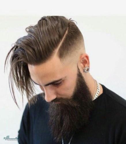 مدل مو های مردانه زیبا جدید