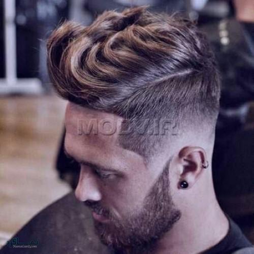 مدل مو های مردانه زیبا متفاوت