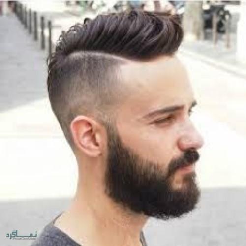 مدل مو های مردانه زیبا و متفاوت