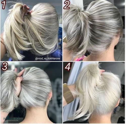 مدل مو های زنانه زیبا و جدید