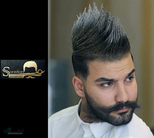 مدل مو های مردانه زیبا خاص