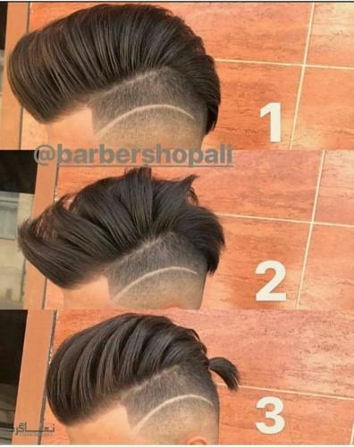 مدل های موی مردانه باکلاس
