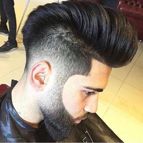 مدل موهای مردانه متفاوت