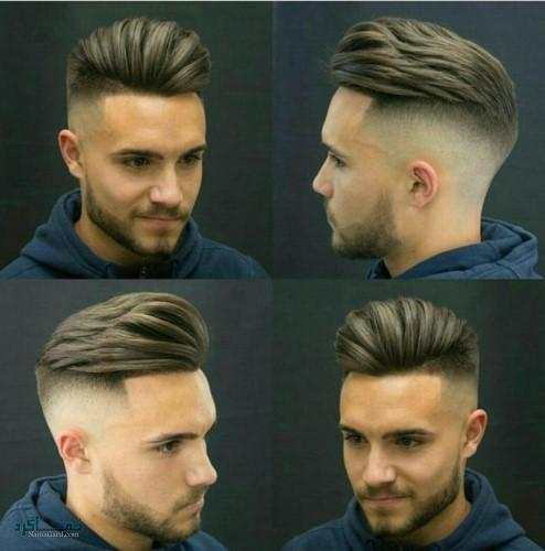 مدل موی زیبای مردانه