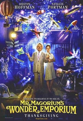 دانلود رایگان فیلم Mr Magoriums Wonder Emporium 2007
