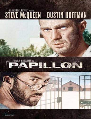 دانلود رایگان دوبله فارسی فیلم سینمایی پاپیون Papillon 1973
