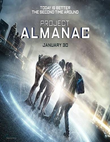 دانلود دوبله فارسی فیلم پروژه سالنما Project Almanac 2014