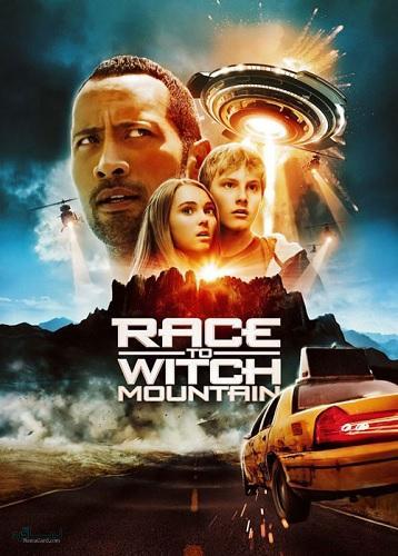 دانلود دوبله فارسی فیلم خارجی Race to Witch Mountain 2009