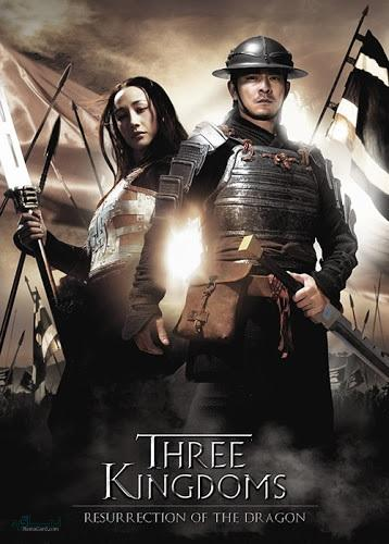 دوبله فارسی فیلم Three Kingdoms: Resurrection of the Dragon 2008