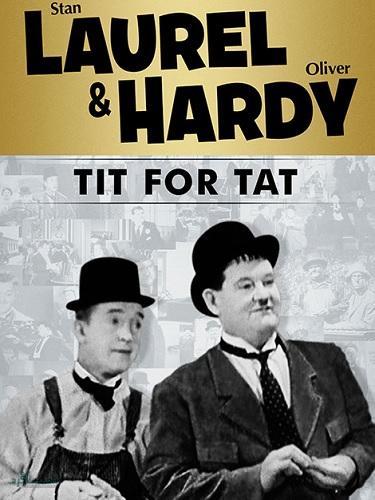 دانلود رایگان دوبله فارسی فیلم کمدی Tit for Tat 1935