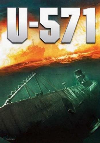 دانلود رایگان دوبله فارسی فیلم سینمایی یو-571 U-571 2000