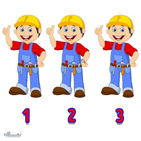 5 معمای تصویری جدید (10) - معما 2