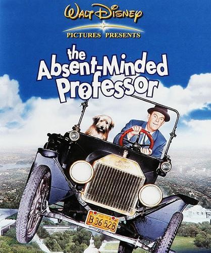 دانلود رایگان فیلم سینمایی The Absent-Minded Professor 1961