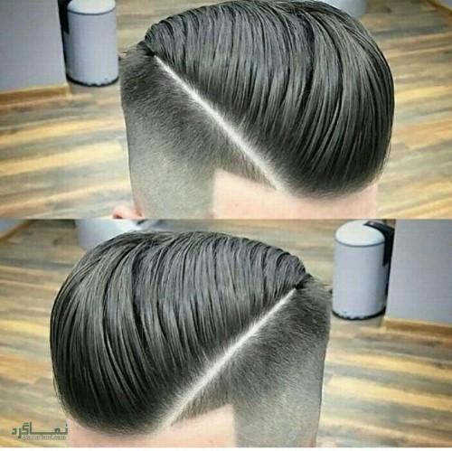مدل مو های پسرانه شیک سنگین