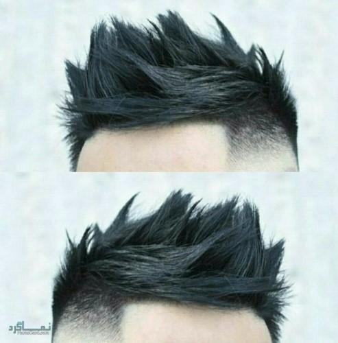 مدل مو های پسرانه شیک جدید