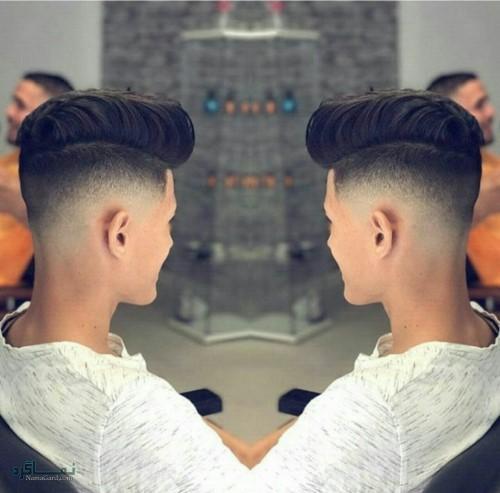 انواع مدل مو پسرانه شیک