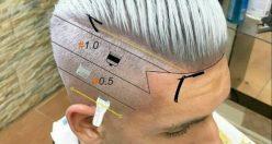 انواع مدل مو پسرانه شیک + مدهای جذاب جدید مو مردانه (۸)